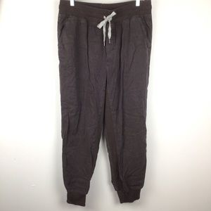 AERIE Brown Joggers Size L